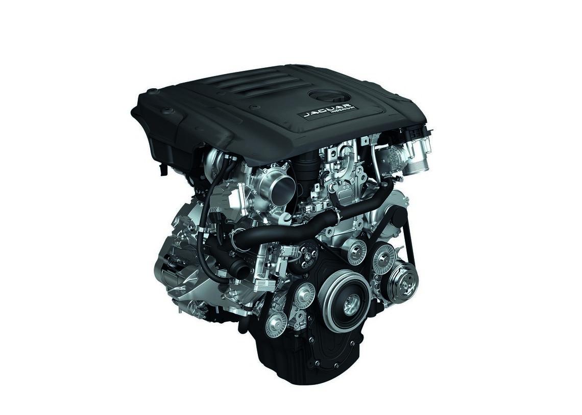 INGENIUM ENGINES - NEW JAGUAR E-PACE