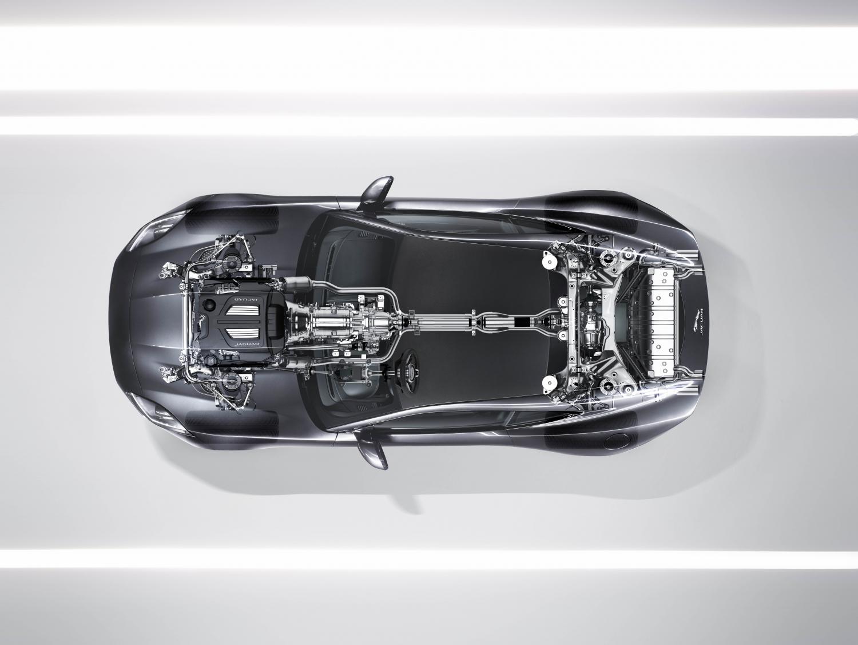 Jaguar F-TYPE All Wheel Drive