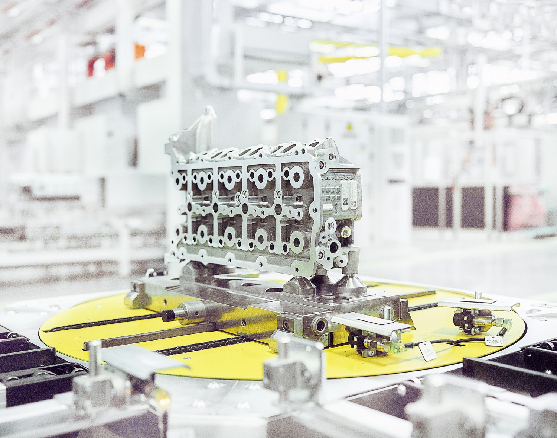 JLR EMC Factory