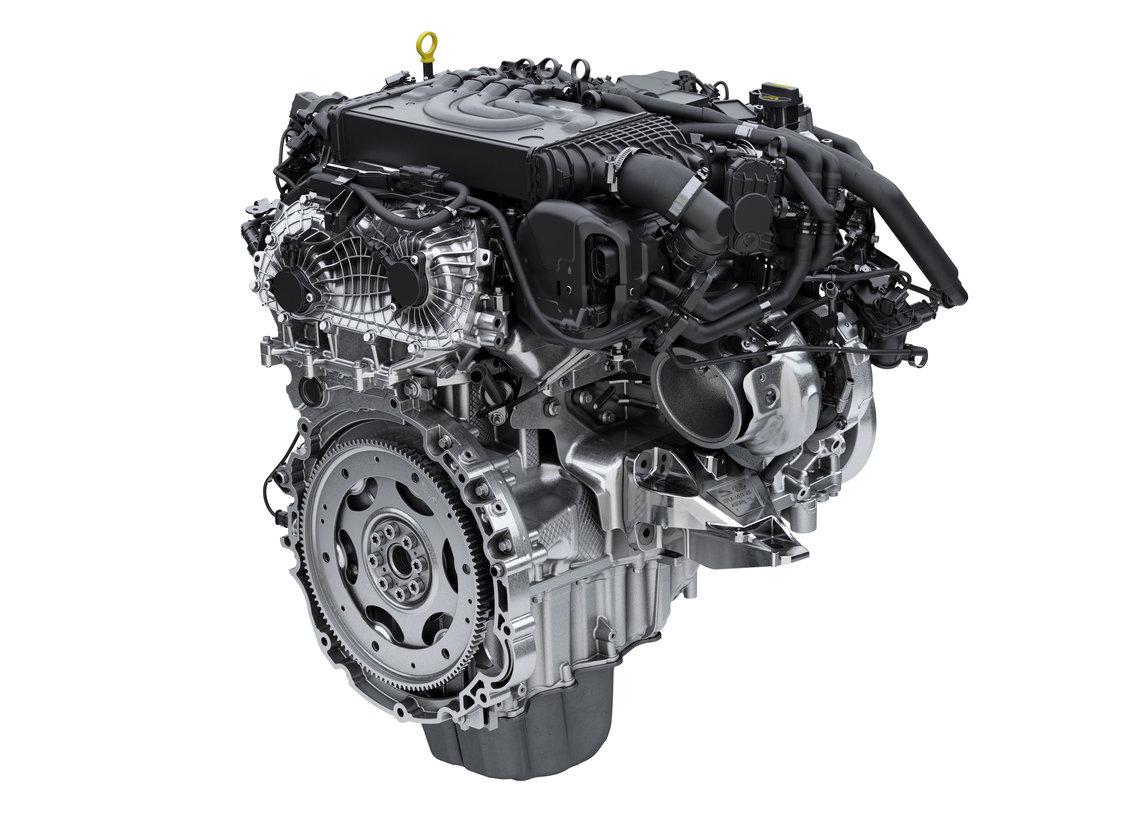 NEW SIX-CYLINDER INGENIUM PETROL ENGINE
