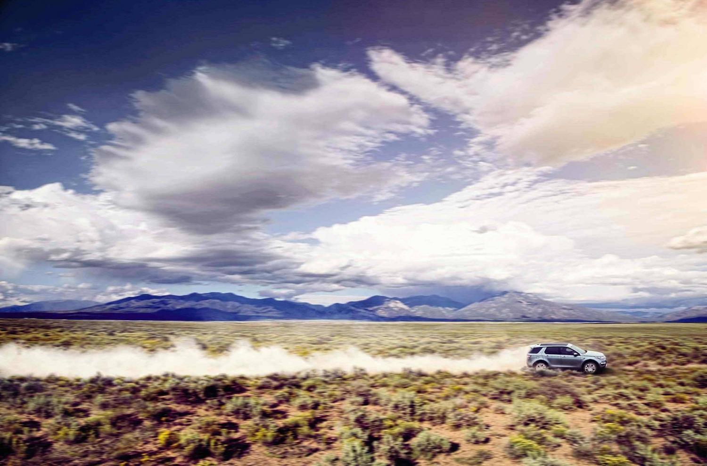 Land Rover ADAS