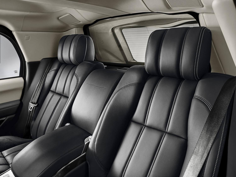 The Range Rover Sentinel