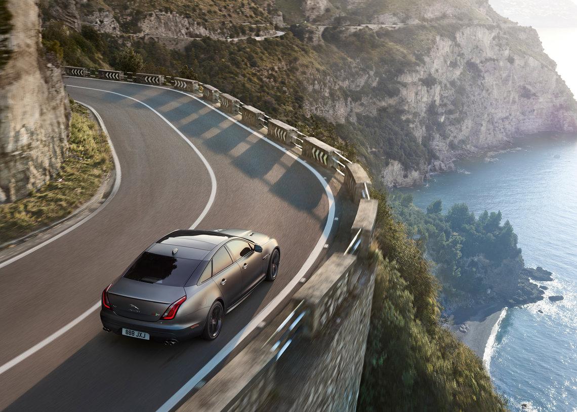 The New Jaguar XJR575