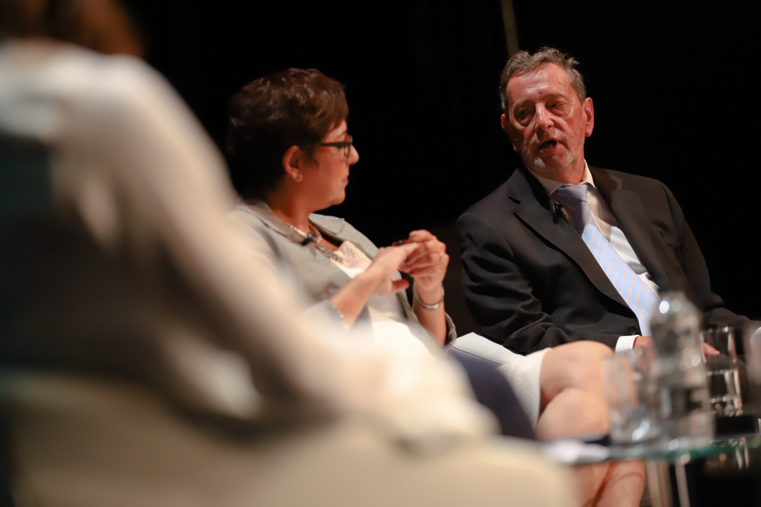 Women and Machine - David Blunkett