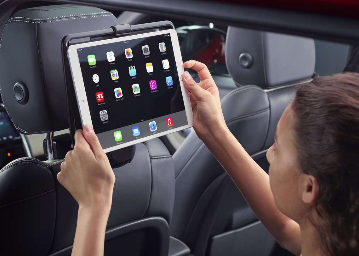 INTERIOR – NEW DISCOVERY SPORT
