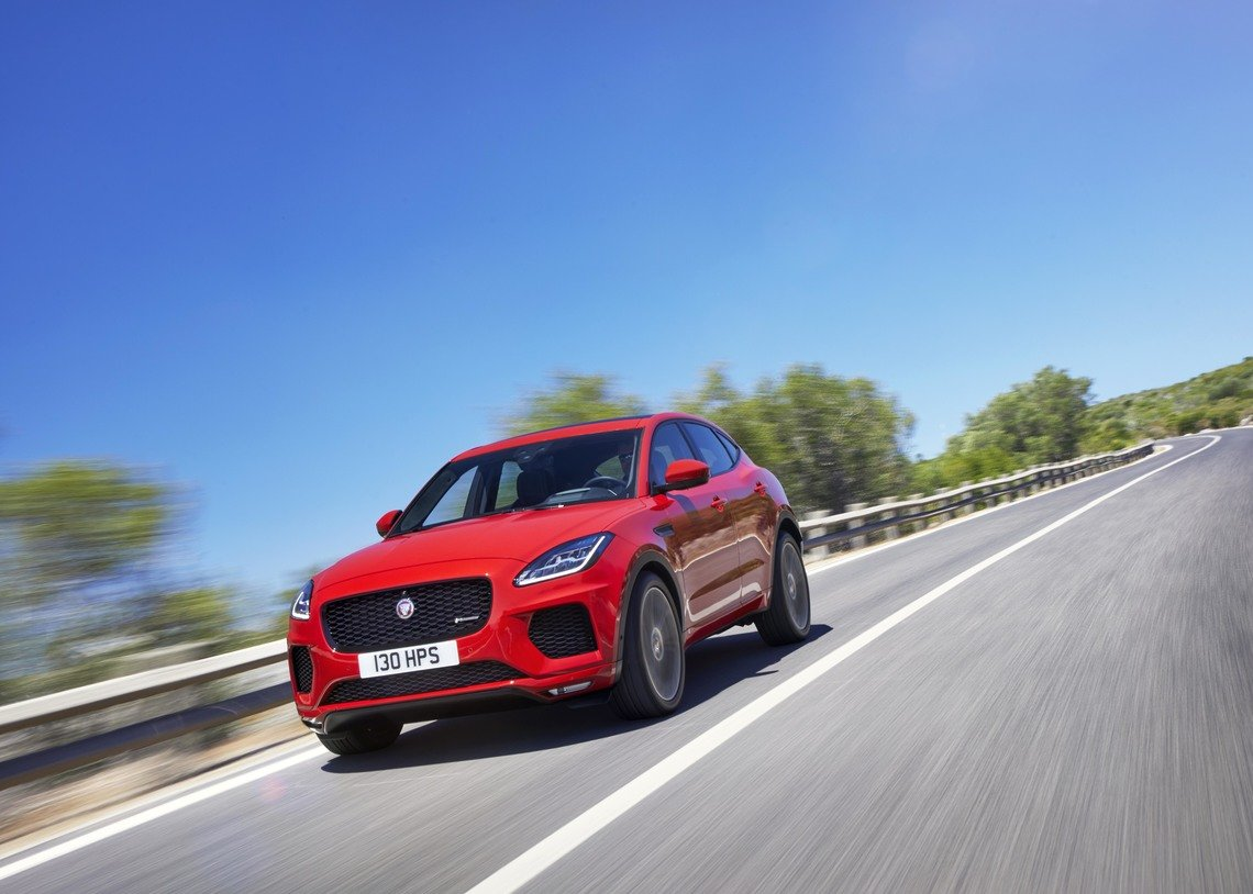 DYNAMIC - NEW JAGUAR E-PACE