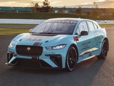 I-PACE eTROPHY