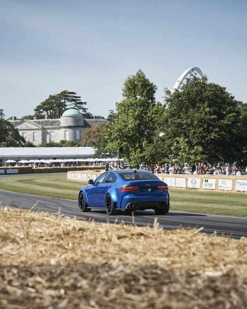 Jaguar at 2019 Goodwood Festival of Speed
