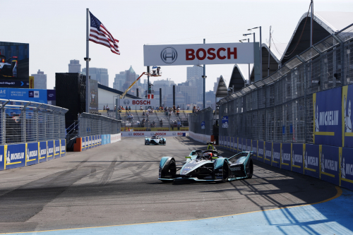 Season 5, New York E-Prix, Sunday