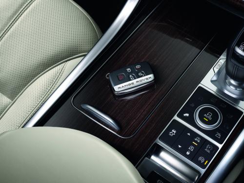 Aktueller ADAC Test: Jaguar Land Rover Modelle besitzen die sichersten Keyless-Go-Systeme im Markt