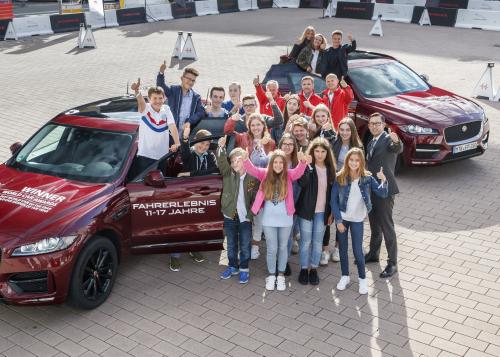 Die Zukunft der Mobilität steht bei Jaguar im Mittelpunkt  der IAA Präsentation