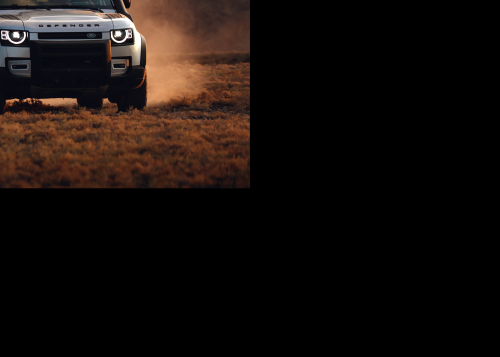 KAZAKHSTAN: NEW LAND ROVER DEFENDER EXPEDITION 001