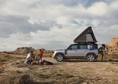 The new Land Rover Defender - Capability (Off-Road)