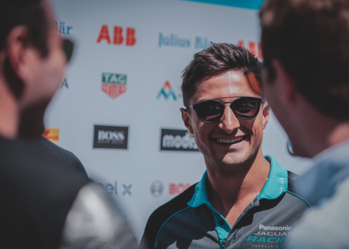 Mitch Evans sieht seine Zukunft bei Panasonic Jaguar Racing
