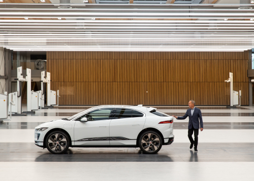New Jaguar Design Studio