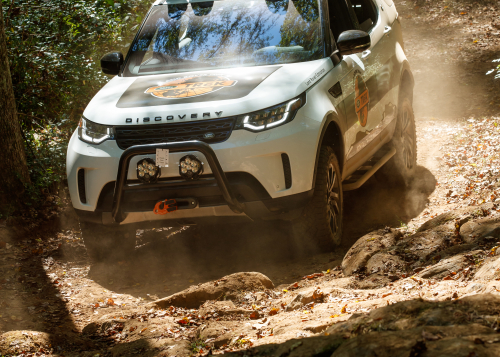 Land Rover TReK 2020 Regional Competition