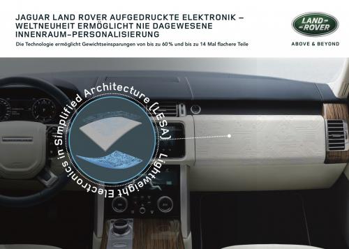 Forschung für die nächste Generation von automobilen Innenräumen.