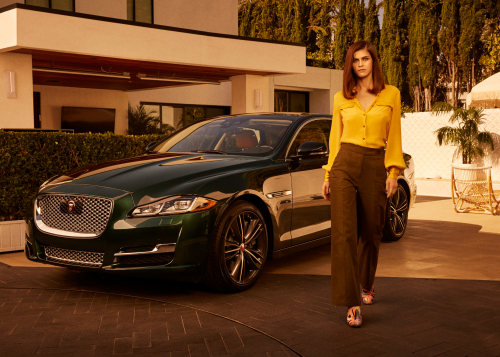 JAGUAR AND ALEXANDRA DADDARIO CELEBRATE IMPECCABLE DESIGN WITH LIMITED RELEASE OF 2019 XJ COLLECTION SPECIAL EDITION