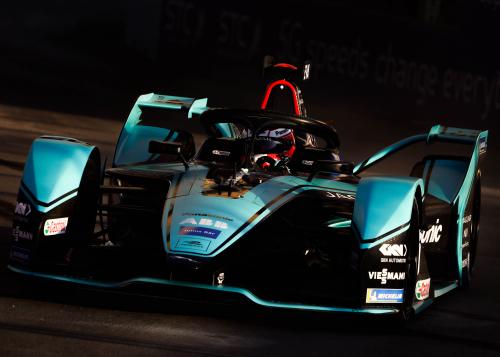 Panasonic Jaguar Racing, Diriyah E-Prix - Mitch Evans