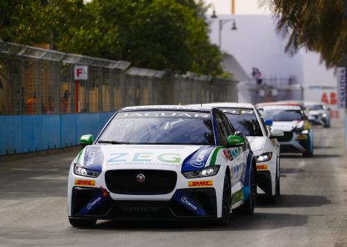 Jaguar I-PACE eTROPHY Season 2, Diriyah E-Prix, Round One Race