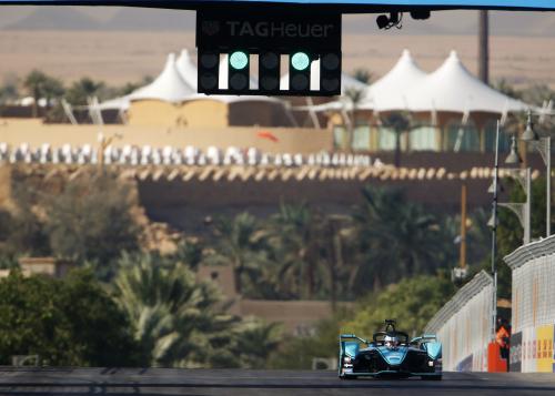 Panasonic Jaguar Racing, Diriyah E-Prix 2019 - James Calado