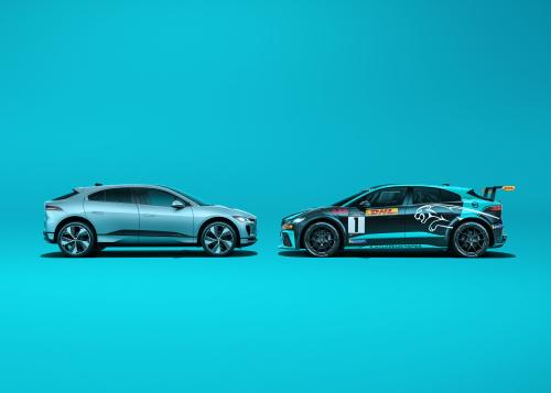 Kostenloses Software-Upgrade steigert die elektrische Reichweite des Jaguar I-PACE