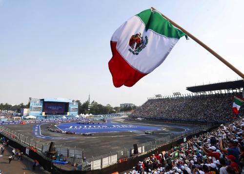 Season 6, Mexico E-Prix