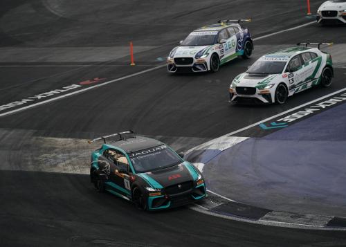 Jaguar I-PACE eTROPHY, Season 2, Mexico