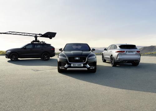 Jaguar F-PACE verhilft der neuesten Canon EOS Vollformat-Kamera zu ihrem ersten Hochgeschwindigkeits-Dreh