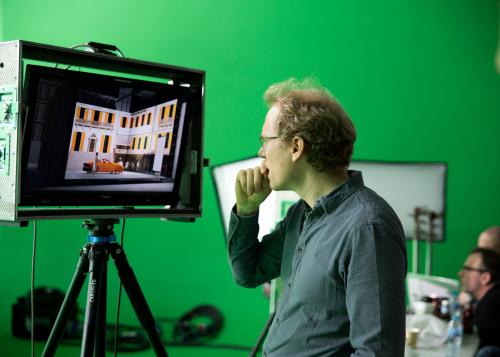 BAFTA-WINNING DIRECTOR LETS YOU  'JUST IMAGINE' DRIVING THE NEW JAGUAR F-TYPE