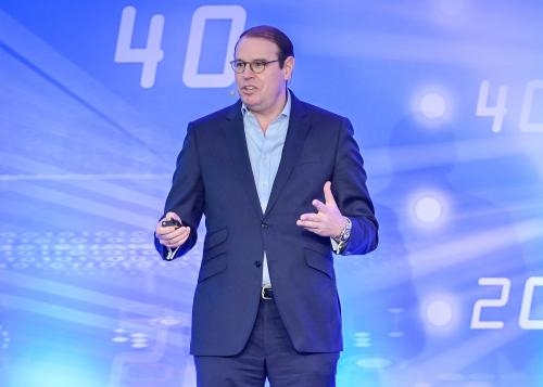 """Jaguar Land Rover Strategie-Vorstand Hanno Kirner: """"Der intelligente Umgang mit Daten ist die Grundlage für die Mobilität der Zukunft"""""""