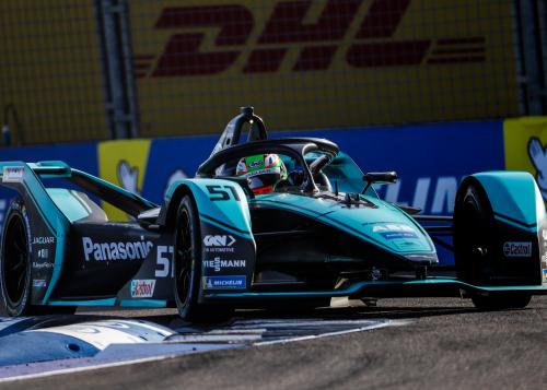 Panasonic Jaguar Racing Rookie Test Driver's at the Formula E 2020 Marrakesh Rookie Test