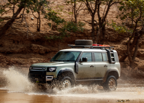 Land Rover Defender Kaokoland 2020
