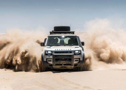 New Defender - Off-Road - Sand & Desert Terrain