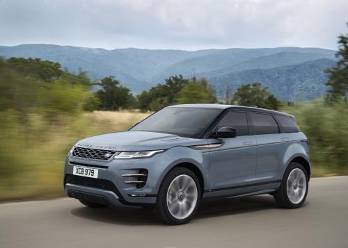 """""""Wertmeister 2020"""": Range Rover Evoque  erneut bei AUTO BILD und Schwacke ganz vorn"""