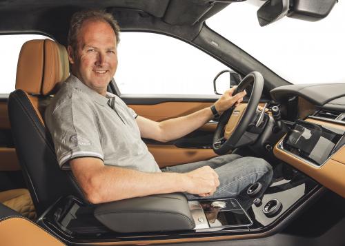 """Interview mit Michael van der Sande, Geschäftsführer Jaguar Land Rover SVO: """"Es wird immer einen Markt für besondere Automobile geben!"""""""