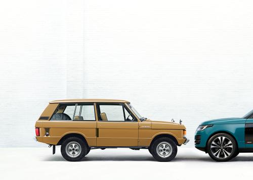 Studio – Range Rover Fifty & Classic Range Rover