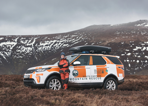 LAND ROVER DISCOVERY SUPPORTS LANDMARK RESCUE AS MOUNTAINS REOPEN