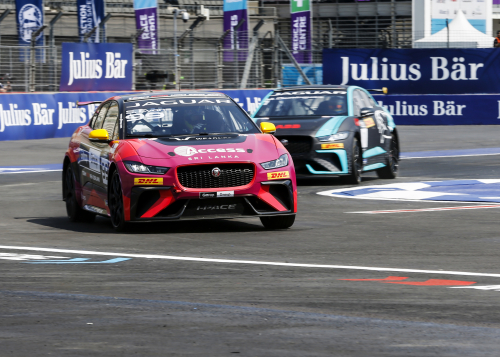 JAGUAR I-PACE eTROPHY RETURNS FOR SEVEN RACE LOCKDOWN SHOWDOWN IN BERLIN