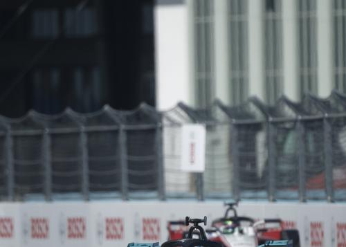 PANASONIC JAGUAR RACING FP3