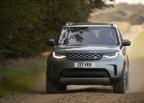 Neuer Land Rover Discovery - Core