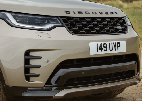 Land Rover Discovery - Detail