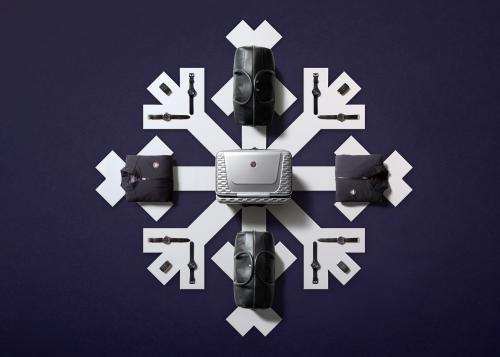Jaguar Snowflake