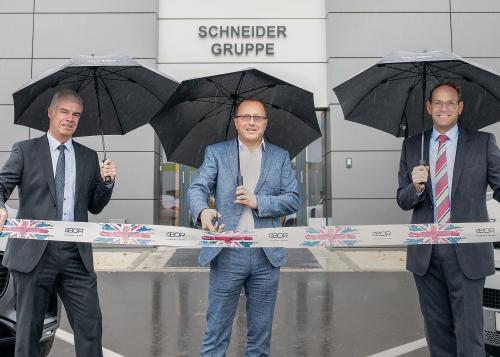 Autohaus Schneider Chemnitz