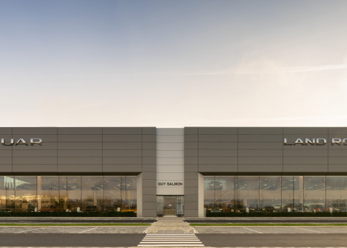 Lockdown services upgraded for Jaguar Land Rover's Bristol customers