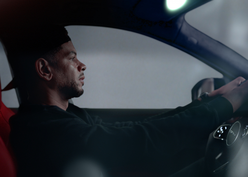 DJ Producer MK takes centre stage in new Jaguar F-PACE campaign