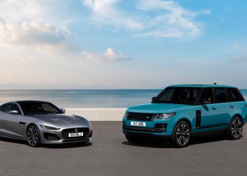 Jaguar Land Rover beendet das Fiskaljahr 2020/21 mit signifikantem Q4-Gewinn und positivem freien Cash Flow