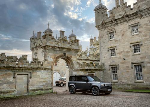 Land Rover Defender V8 - 110