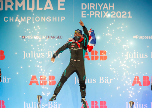 BIRD SOARS IN SAUDI WITH DEBUT VICTORY FOR JAGUAR