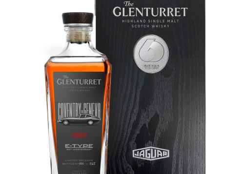 The Glenturret E-type 60th Anniversary Single Malt Scotch Whisky